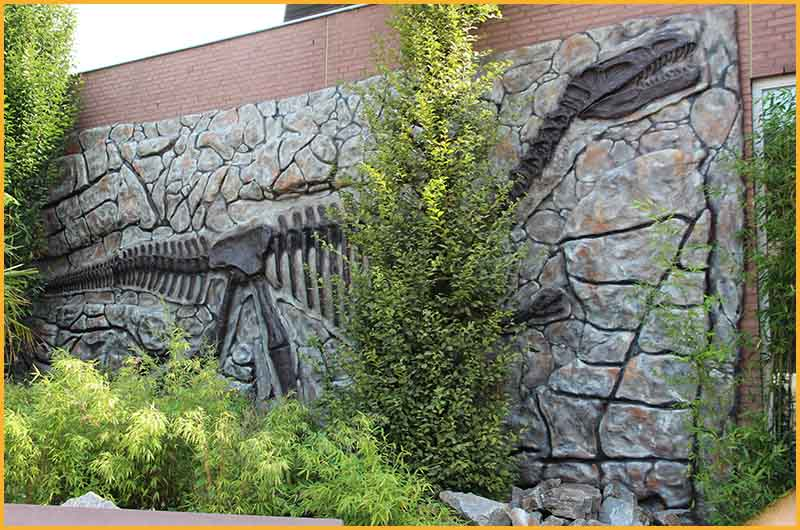 化石埋藏件